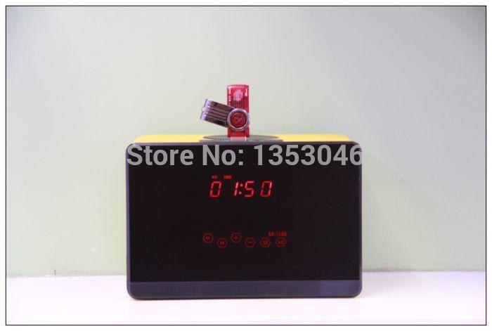 Brand Name KR7400 remote control NFC USB Speaker FM digital U disk & TF card(China (Mainland))