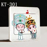 Free Shipping Traditional Chinese switch sticker China style wall sticker KT-301