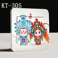 Free Shipping Traditional Chinese switch sticker China style wall sticker KT-305