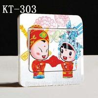Free Shipping Traditional Chinese switch sticker China style wall sticker KT-303