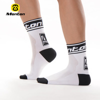 Monton ride socks long autumn and winter general outside sport wear-resistant anti-odor bicycle socks