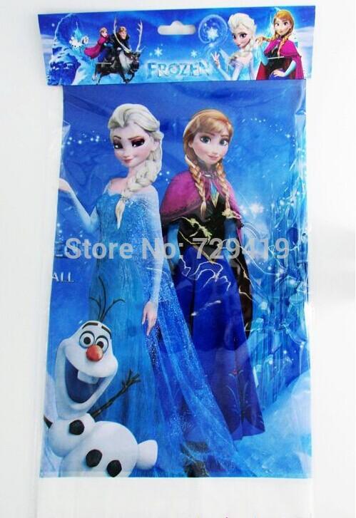 Frozen anime elsa anna decoration decorative children birthday party