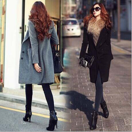 Женская одежда из шерсти Cloth 2015 женская одежда из шерсти xxl y520