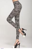 Fashion Women pants adventure time Fitness Sexy slim Skintight Print  Leggings punk LC79230 Free Shipping