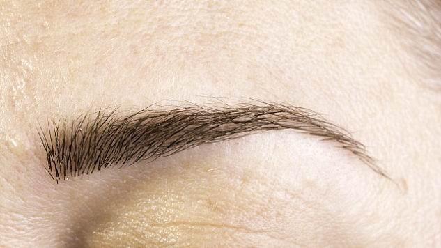 Free Shipping wholesale natural silky eyebrow 5trays/Lot korea fiber mink eyebrow extensions,top silk mink eyebrow extensions(China (Mainland))