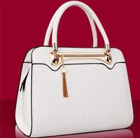 2015 new han edition fashion female package European and American fashion leather oblique cross shoulder bag Handbags