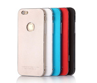 THE LATEST  Luxury Ultra-thin Full Aluminium Metal Shell Case for iPhone 6  4.7 inch cover with high quality