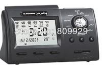3pcs/lots Automatic  aomplete azan for all prayers Islamic Azan table  clock Alarm Clock Muslim prayer azan clock