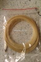1 hank Best Quality Stallion Violin bow hair white horse hair 32 inches