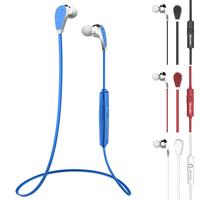 Fashion Sport Bionic Bluetooth Headphone Wireless Earphones Bluetooth Headset Stereo Binaural for all Phone