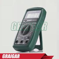 Professional Portable Digital Multimeter LCD Display MS8221A Voltage Current Resistance Tester Detector