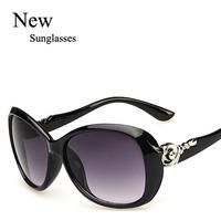 Wholesale 2015 Trendy Colorful Cheap Sports Sunglasses New Style Women Ladys Leisure Eyewear Free shipping