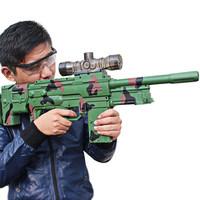 Children Electric Toy Water Gun Firing Sniper Soft Bullet Toy Gun Capable Of Firing Gunshots Light Boy Toy
