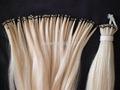 1 hank Best Quality Stallion Violin bow hair white horse hair 78cm in length