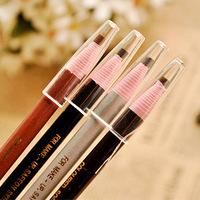 4Pcs/set makeup cosmetic eyebrow pencil natural eye liner pencil long-lasting eye shadow pencils easy to wear waterproof