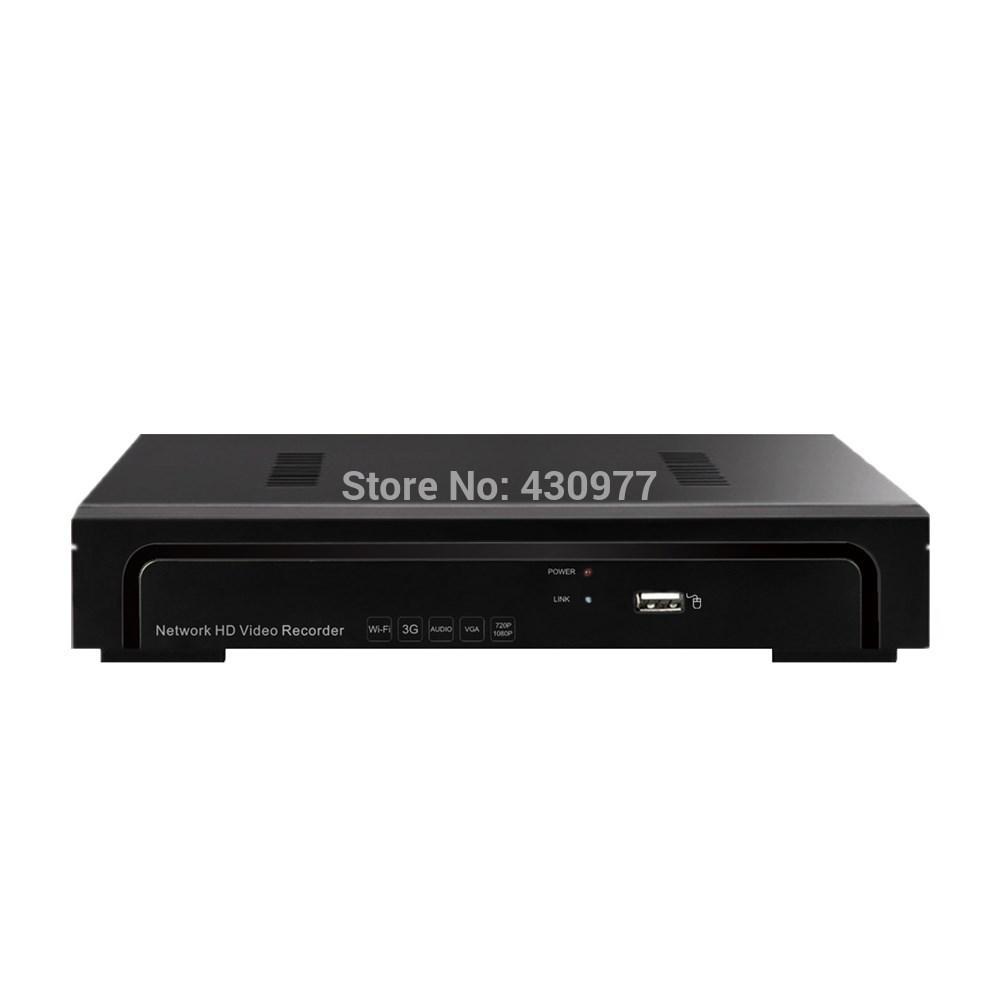 P2P 16ch NVR Network HD Video Recorder Support 1X4TB SATA Hard Disk(China (Mainland))