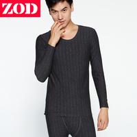 Set zod male underwear basic set 100% cotton long johns long johns o-neck slim thin set Andrew Christian