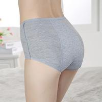 High waist abdomen underwear cotton cotton pocket physiological pants wholesale warm winter female menstrual period underpants
