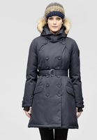 2014 Newest Women's Tula Canada Jackets Down Parka Outlet Sale Online Winter Warm Women's Down Jackets Free Shipping