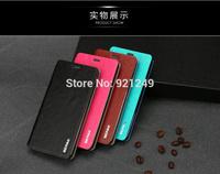 New-est 2Pcs/lot  ZTE Nubia Z7mini Leather Case  BEPAK Flip Case For  Nubia Z7mini Case+Screen Protector As Gift+Retail Box