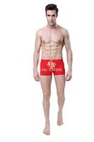 Hot See-through Mesh Pattern Sexy Gstring Underwear for Men 3831