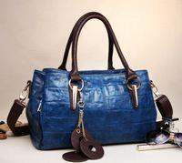 Russia style women shoulder bag women handbag crossbody Bags Genuine patent leather tote women messenger bag Clutches  F339