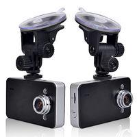 2015 hot sale car camera video registrator dash cam hd 720p dashboard vehicle recorder dvr g-sensor k6000
