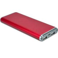 2015 Limited Rushed Carregador Portatil Para Celular Red Universal 12000mah External Battery Power Bank Charger for Cellphone