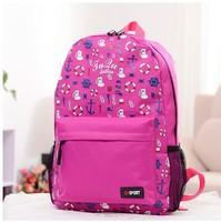 2014 New Arrival Women Girls Boys Korean Style Fashion Tablet Backpack Rucksack School Bag Travel Bag Daily Bags