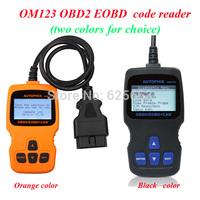 OM123 OBD2 EOBD CAN Hand-held Engine Code Reader