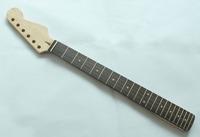 1 X Black Neck Fingerboard 22 Fret For Strat Stratocaster Electric Guitar H015502