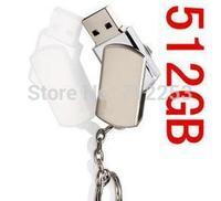 512GB Memory Stick memoria Hot USB Capacidad Full Disk 512GB de acero inoxidable USB Flash Drive de metal Pen Drive Gratis