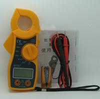 MT87 Digital Clamp Meter Multimeter voltage current capacitance tester volt ampere ohm meter 400a 600v 200k ohm