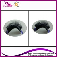 Free shipping wholesale 3D eyelash extensions, korea 0.07 mink eyelash extensions