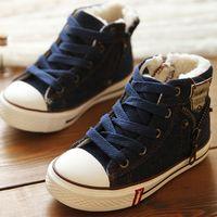 Size 19-37,Vintage Canvas Shoes Kids ! Fashion Children Shoes New 2014 Flats Boots Boys&Girls Shoes Kids Sneakers