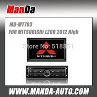 Manda car dvd player for MITSUBISHI L200 (2010-2012) factory navigation in-dash audio system
