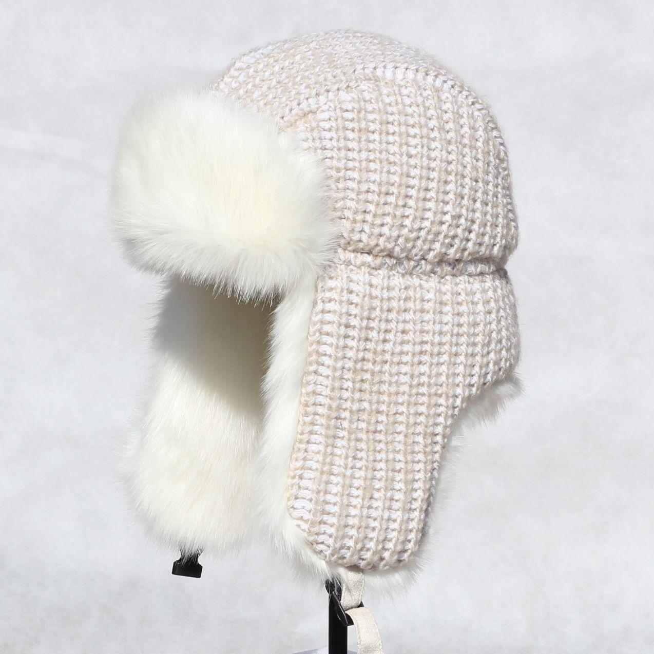 Женская шапка-ушанка ! шапки ушанки olle шапка ушанка