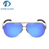 2015 new fashion  Polarized Sport Aviator Sunglasses  Excellent Designer Male Sun Glasses   outdoor glasses fast shipping