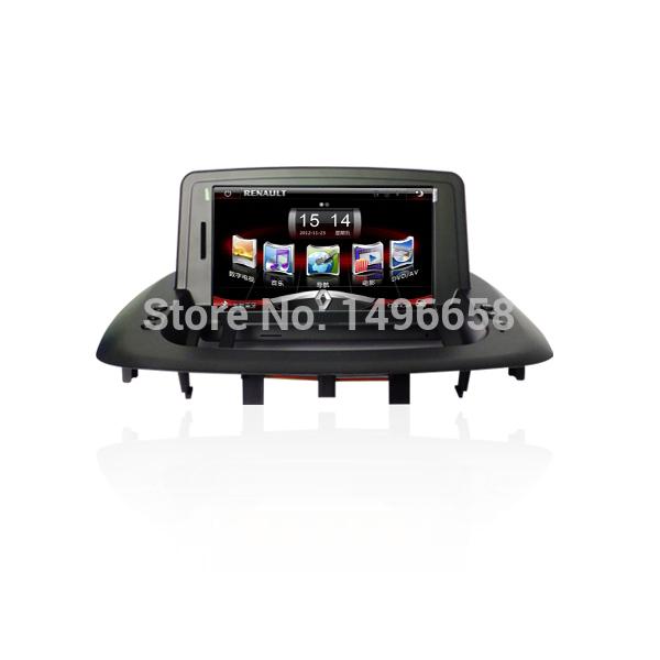 Car Stereo GPS Navigation For Renault Fluence 2012 2013 Auto Radio Player Multimedia HeadUnit Sat Nav Bluetooth A2DP USB DVR(China (Mainland))