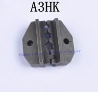 A3HK Die Sets for HS FSE AM-10 EM-6B1 EM-6B2 CRIMPING PILER Crimping machine one set made by Wire cutting machine