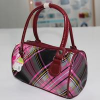 The elderly summer double handle tote bag handbag mini vintage women's small bag casual fashion women's handbag