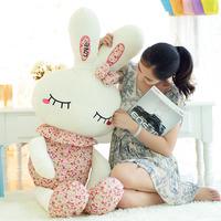 Rabbit rabbit beauty love rabbit doll gift plush toy doll