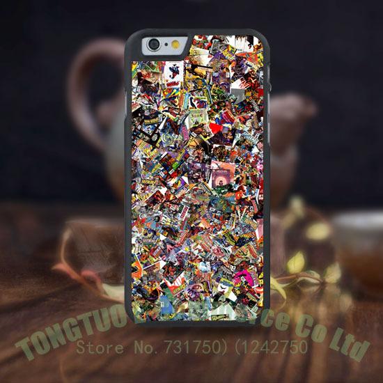 Comic Iphone 6 Plus Case Case Cover For Iphone 6