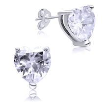 zircon 925 silver love stud earring,sterling silver earring wholesale,2015 love earring wholesale,free shipping