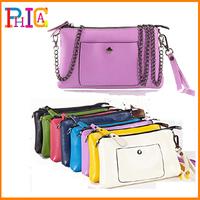 Elegant Women Leather Clutch Fashion Korea Genuine Cow Leather Handbags+Shoulder+Tote+Messenger Bags