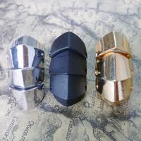 [Min. 10$] Aliexpress new 2015 bijoux rings for women knuckle armor ring punk vintage