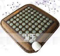 Free shipping! Best Natural tourmaline mat jade heat mat office health care pad prostatitis pad heat10-70 Celsius AC220V,Good!
