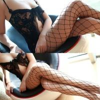 Hot Sexy Fishnet Mesh Stocking Pantyhose Tights Leggings Black and White    K5BO