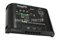 Solar Charge Panel Battery Controller Safe Protection Controle Regulator 10A 12V / 24V