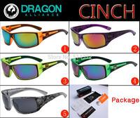 WG with original case new DRAGON cinch sunglasses fashion model sunglasses glasses men sport sunglasses
